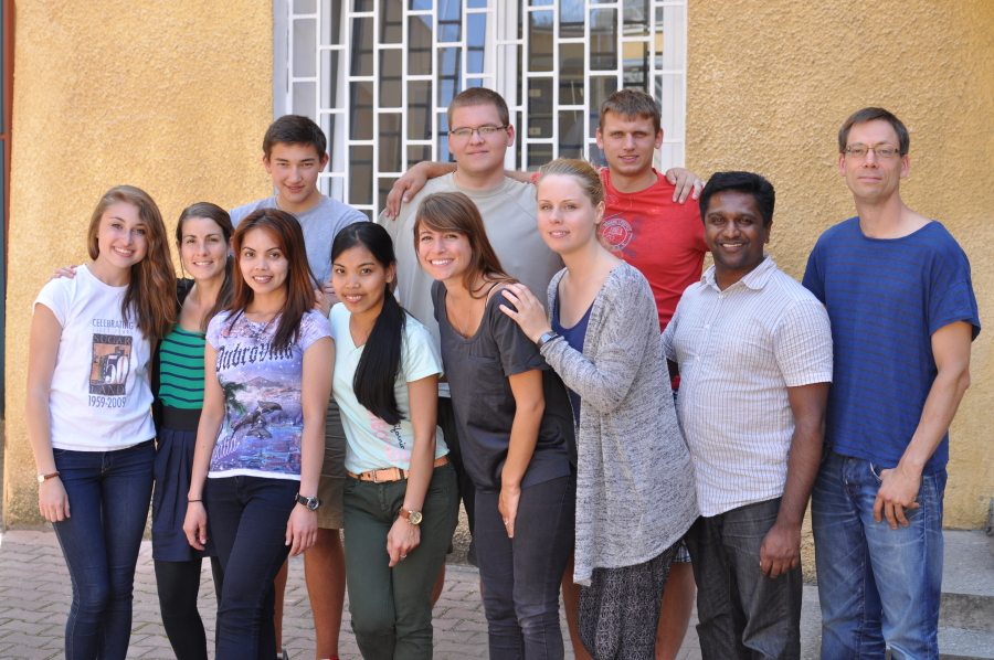 "Team from First International Church of Copenhagen join ""Life Impact"" ministry"