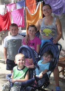 Marta & kids